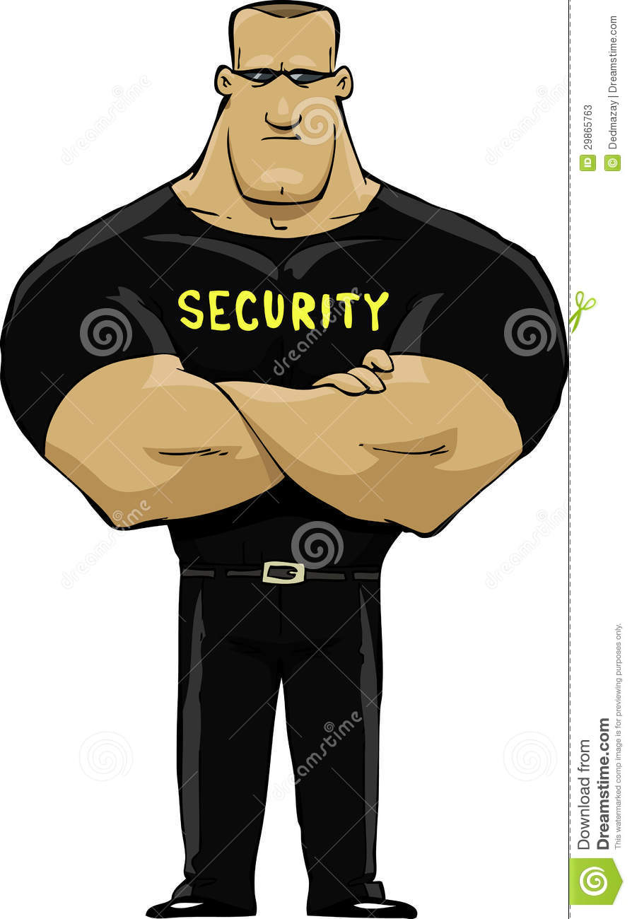 Clipart of security guard picture download Security Guard Clipart - Clipart Kid picture download