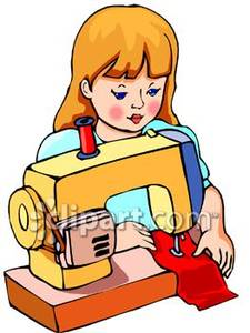 Woman using sewing machine clipart image library stock Pictures Of Sewing   Free download best Pictures Of Sewing on ... image library stock