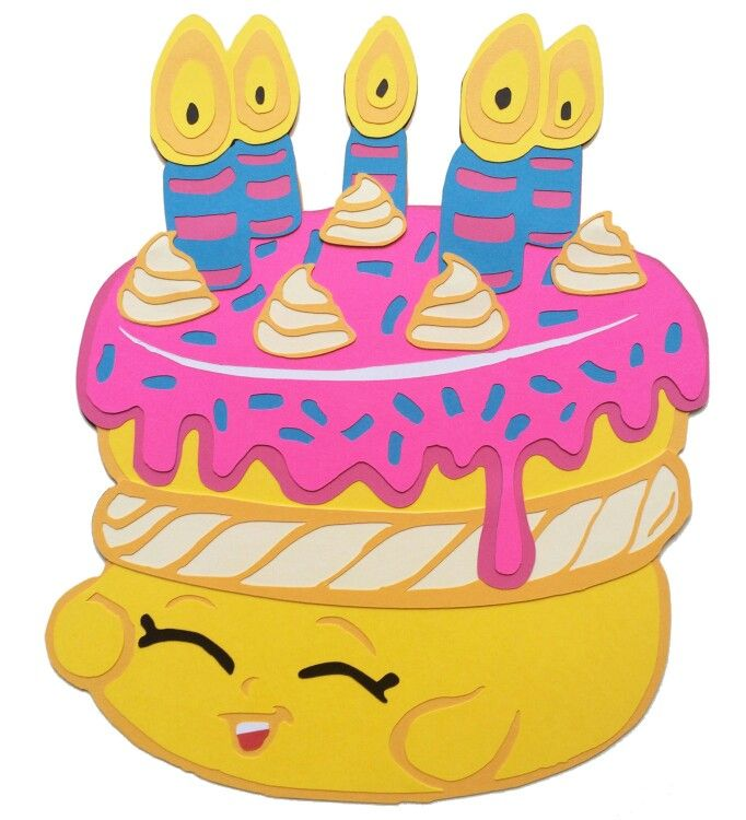 Clipart of shopkins free download Free shopkins clipart - ClipartFest free download