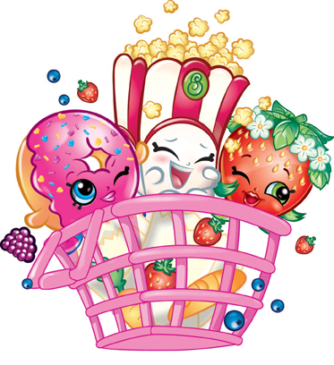 Clipart of shopkins picture transparent stock Free shopkins clipart - ClipartFest picture transparent stock