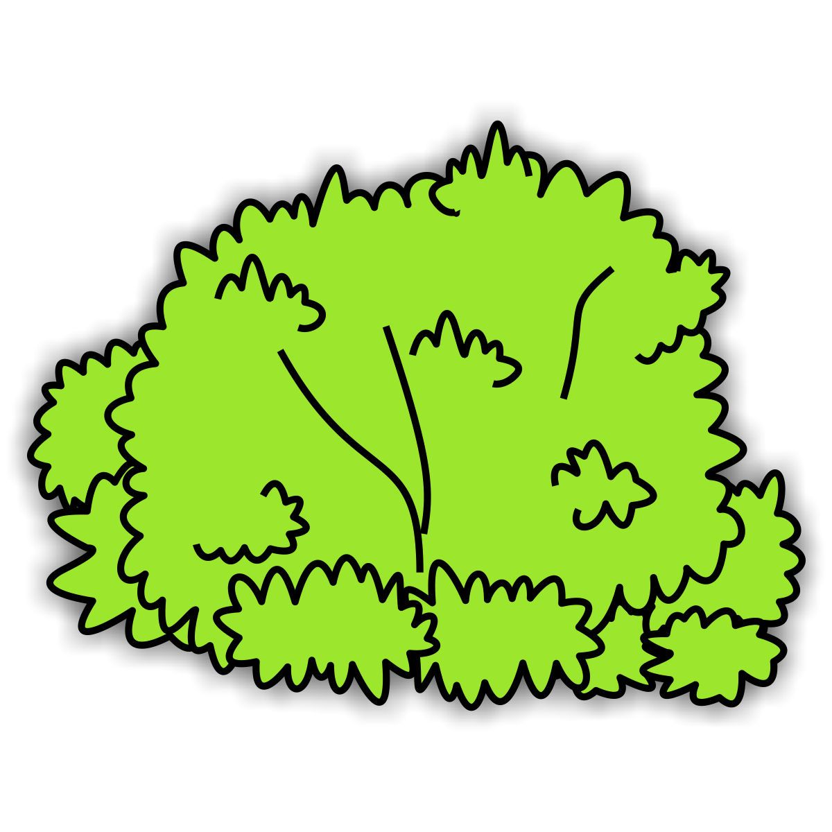 Shurbs clipart graphic download Shrubs clipart 5 » Clipart Portal graphic download