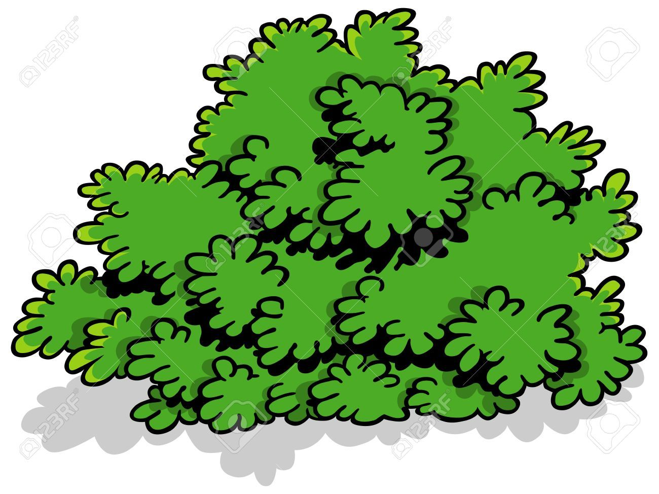 Clipart of shrubs png royalty free stock Clipart shrubs 6 » Clipart Portal png royalty free stock