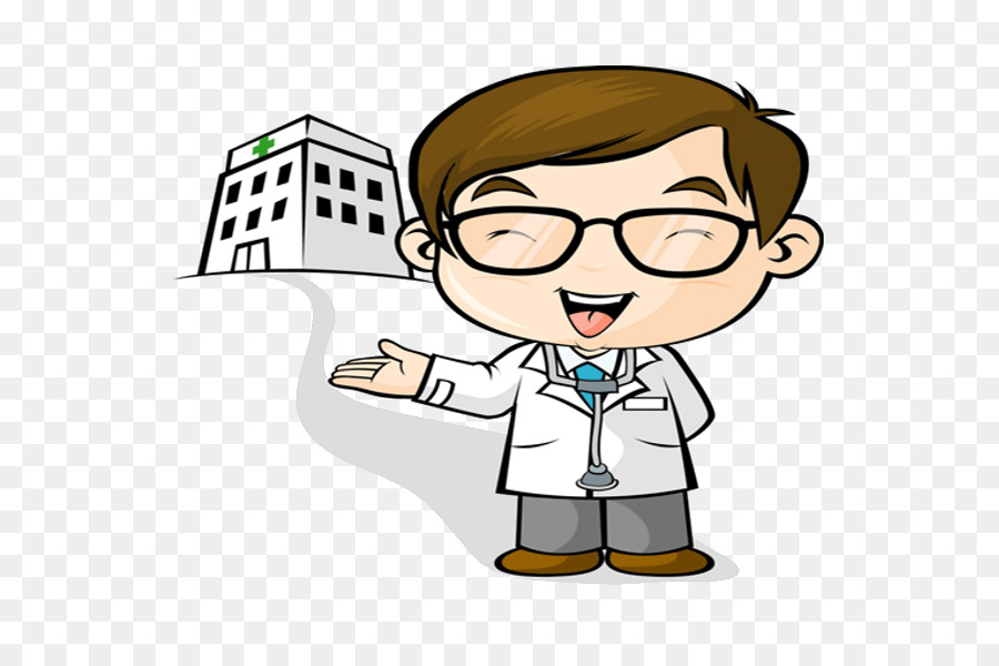 Clipart of sign the doctor is in cartoon graphic free Doctor Cartoon png download - 600*600 - Free Transparent Doctor png ... graphic free