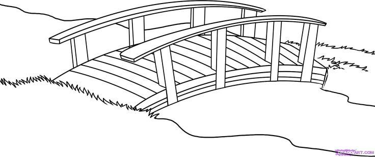 Wide bridge clipart vector stock Bridge clip art free clipart images 13 - Cliparting.com vector stock
