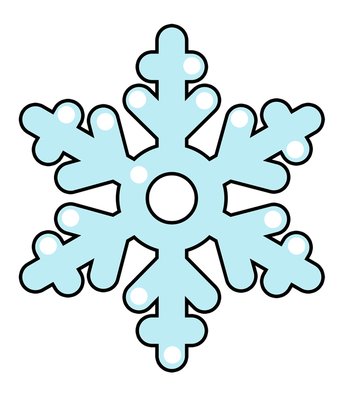How to make snowflake clipart clip library download images of cartoon snowflakes | Siewalls.co clip library download