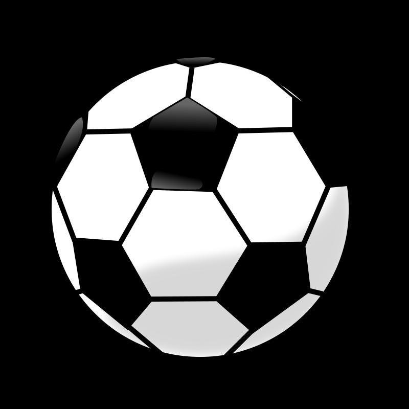 Clipart soccer ball svg black and white Soccer Ball Clipart | Clipart Panda - Free Clipart Images svg black and white