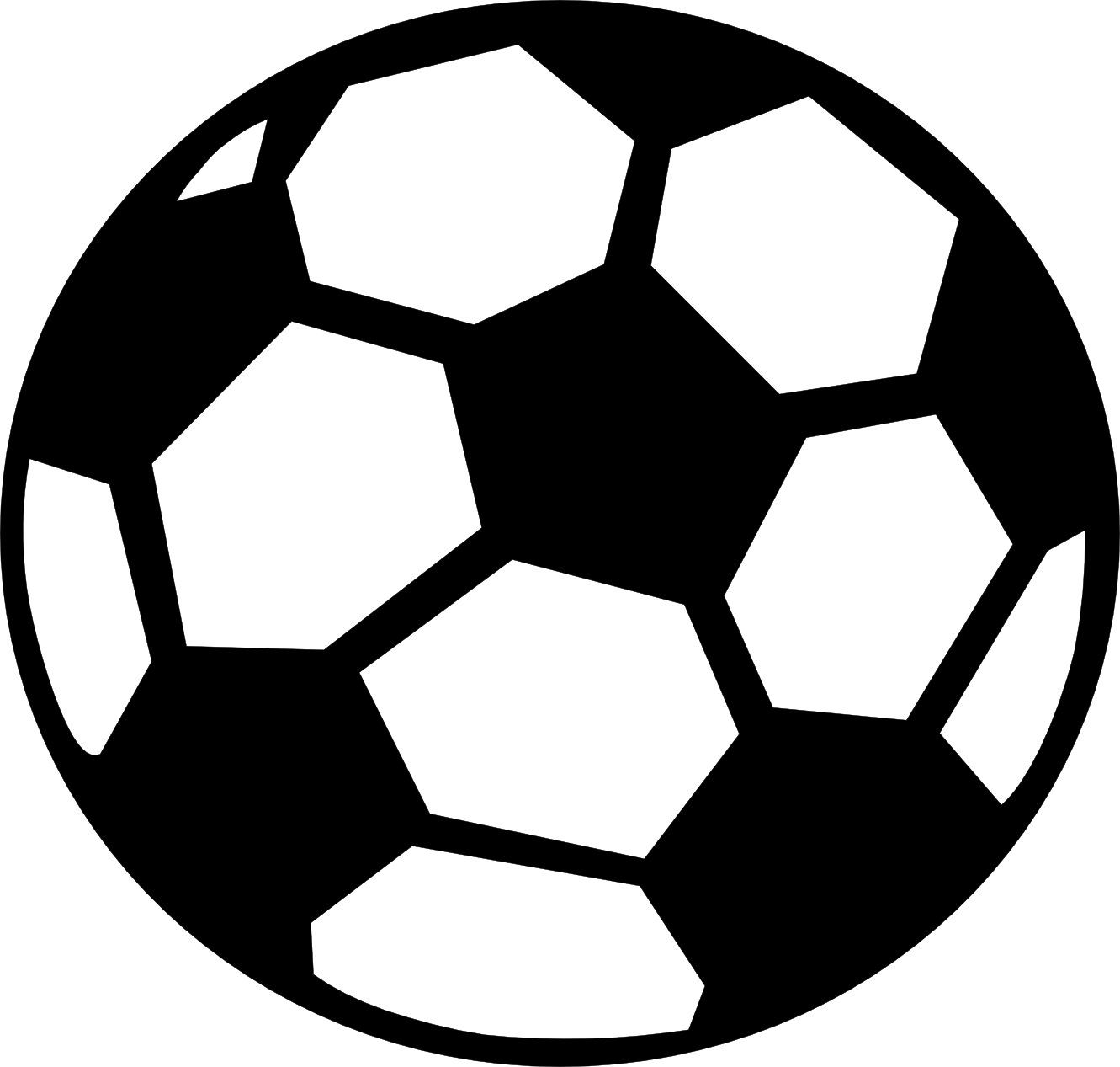 Clipart soccer ball free picture royalty free library Soccer Ball Clipart | Clipart Panda - Free Clipart Images picture royalty free library
