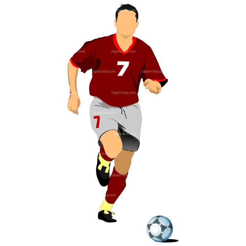 Clipart of soccer player without a ball jpg royalty free library Soccer Ball Clipart No Background | Free download best Soccer Ball ... jpg royalty free library