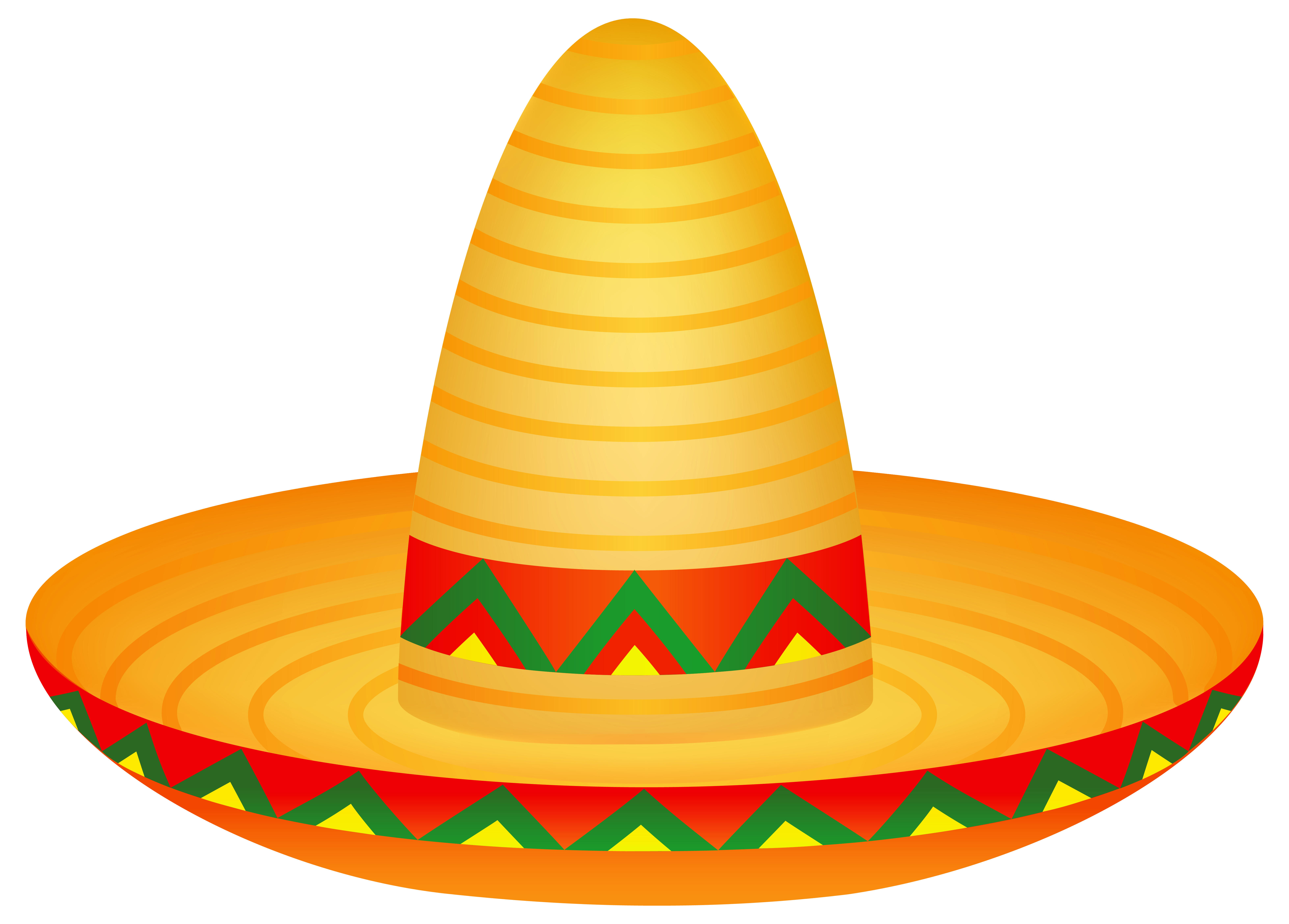 Clipart of sombrero clip art royalty free download Mexican Sombrero PNG Clipart Image | Gallery Yopriceville - High ... clip art royalty free download