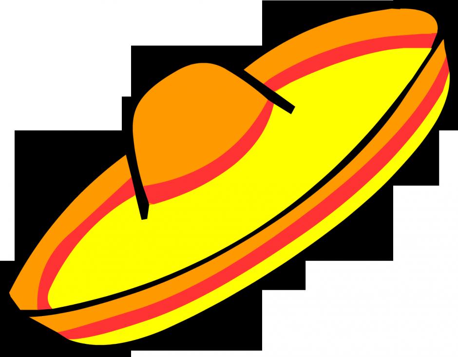 Clipart of sombrero vector free stock Free Mexican Sombrero Clipart, Download Free Clip Art, Free Clip Art ... vector free stock
