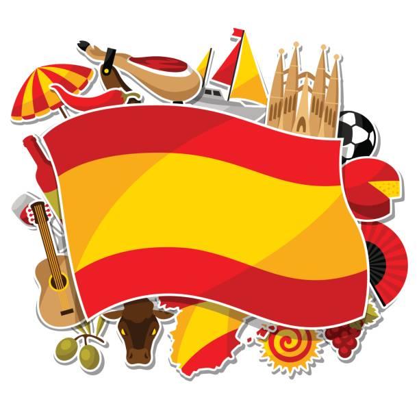 Clipart of spain banner transparent Spain clipart 5 » Clipart Station banner transparent