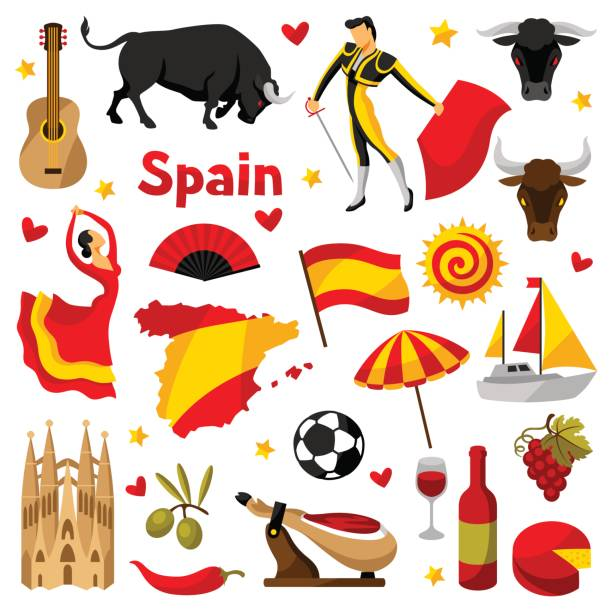 Clipart of spain image library Spain Clipart Group with 66+ items image library
