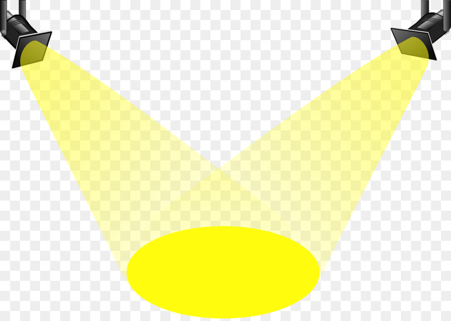 Spotlight clipart jpg stock Yellow Background clipart - Spotlight, transparent clip art jpg stock