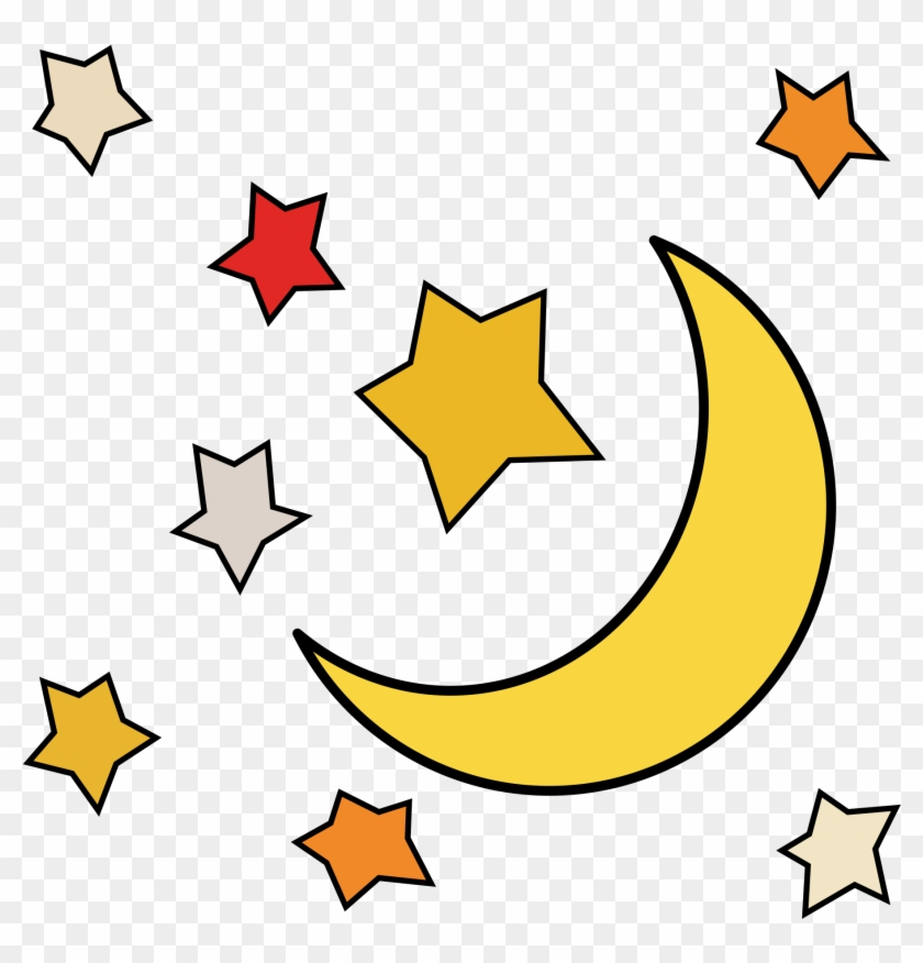 Clipart of stars and moon clipart transparent Sun Moon Stars Clipart At Getdrawings - Stars And Moon Clipart, HD ... clipart transparent