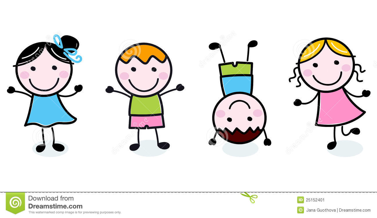 Clipart stick children banner library library Stick Kids Clipart | Free download best Stick Kids Clipart on ... banner library library
