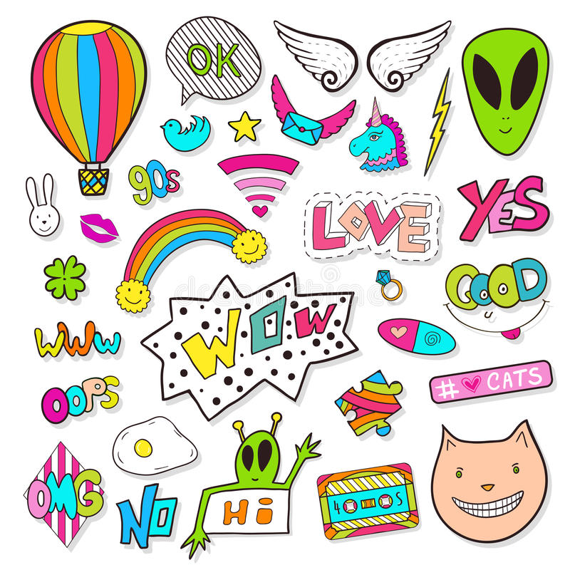 Clipart of stickers banner Clipart stickers 6 » Clipart Station banner