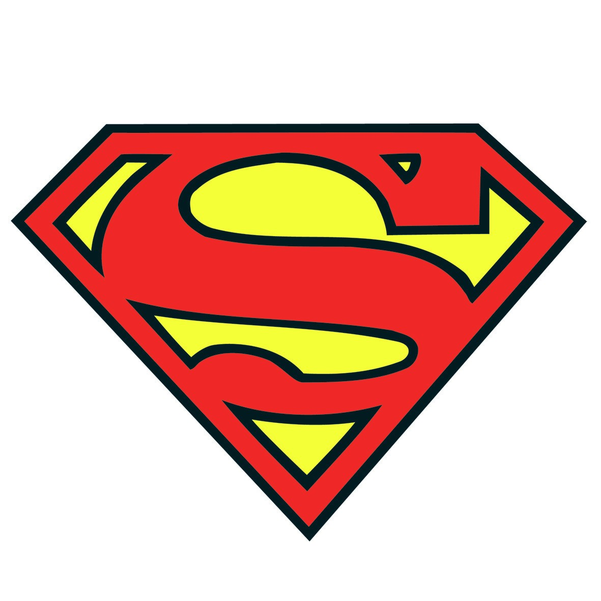 Clipart of superman svg stock Superman Logo Clip Art & Superman Logo Clip Art Clip Art Images ... svg stock