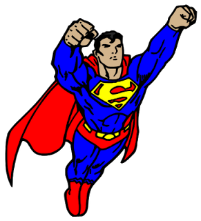 Clipart of superman picture black and white download Superman Clipart | Clipart Panda - Free Clipart Images picture black and white download