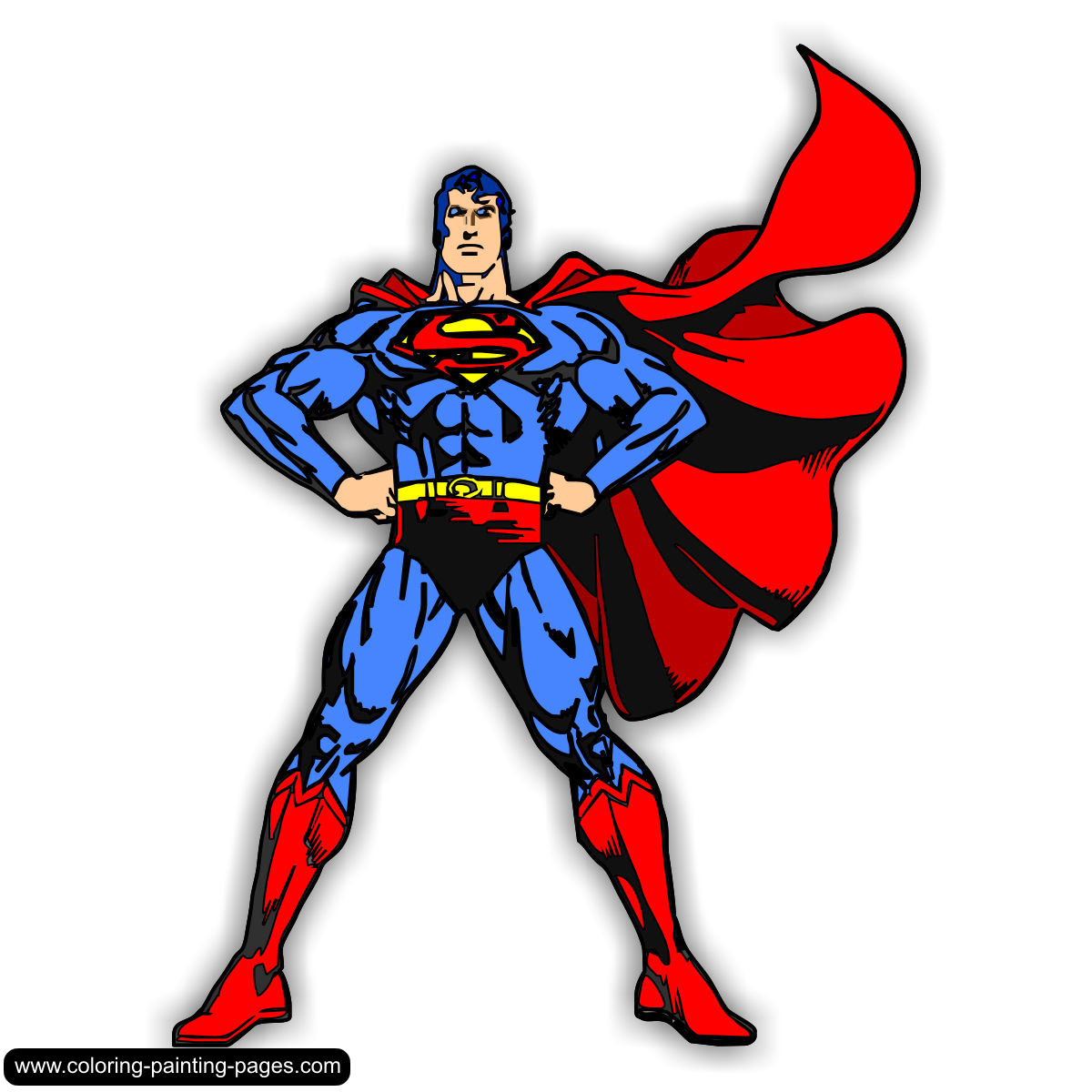 Clipart of superman picture free library Superman Cape Clipart | Clipart Panda - Free Clipart Images picture free library