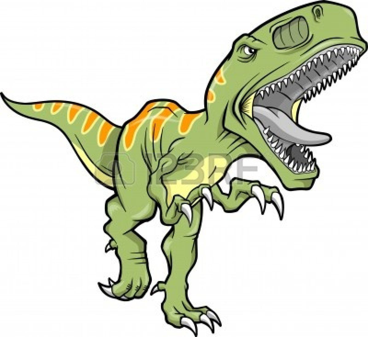 Tyrannosaurus with muscles clipart clip free library T-rex Dinosaur Clipart | Toddler Homeschool Projects | Dinosaur ... clip free library