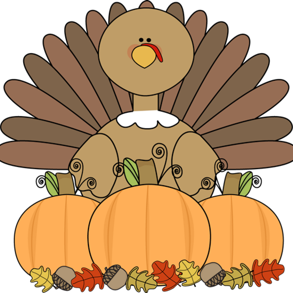 Turkey clipart panic graphic transparent Cute Thanksgiving Clipart at GetDrawings.com | Free for personal use ... graphic transparent