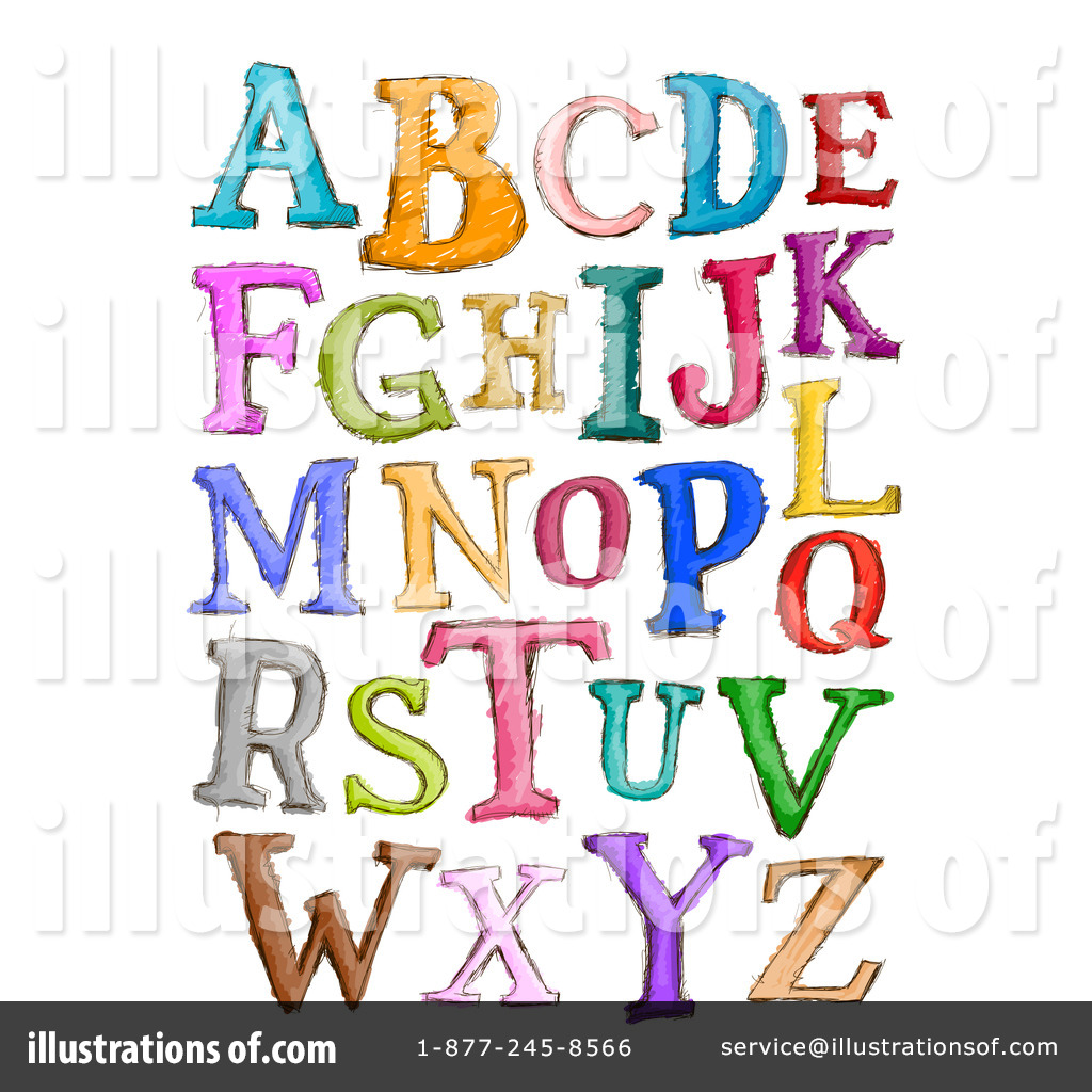 Clipart of the alphabet clip art royalty free download Free alphabet clipart images - ClipartFest clip art royalty free download