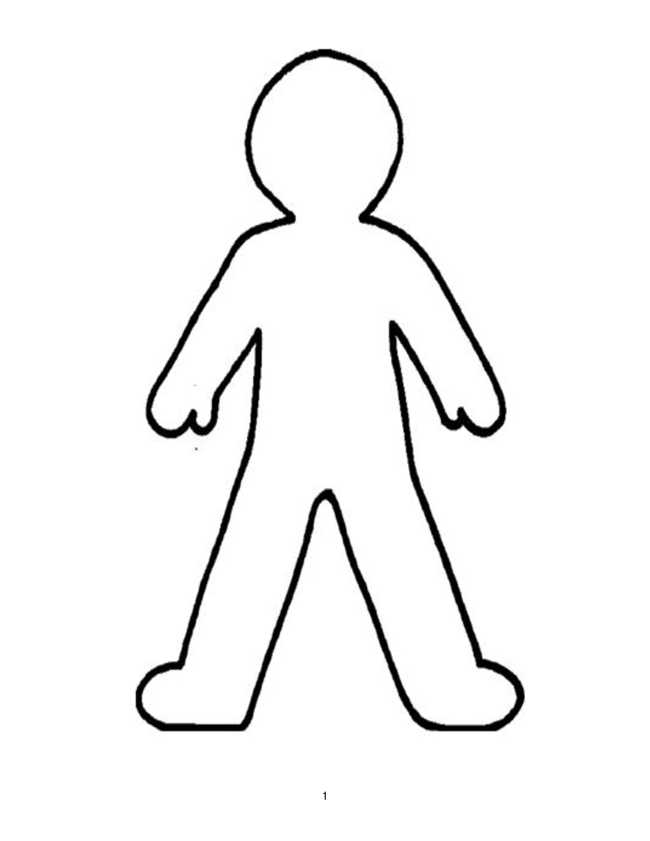 Clipart of the body svg library download Free Body Outline Cliparts, Download Free Clip Art, Free Clip Art on ... svg library download