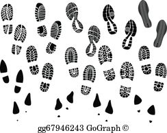 Clipart of the bottom of a boot graphic transparent download Sole Of Shoe Clip Art - Royalty Free - GoGraph graphic transparent download