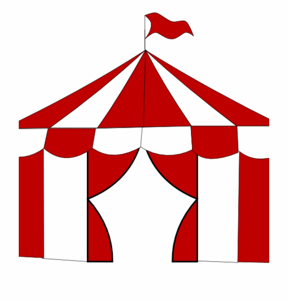 Carnival Tent Clipart Bat Clipart Hatenylo - Circus Tent Blue And ... picture free