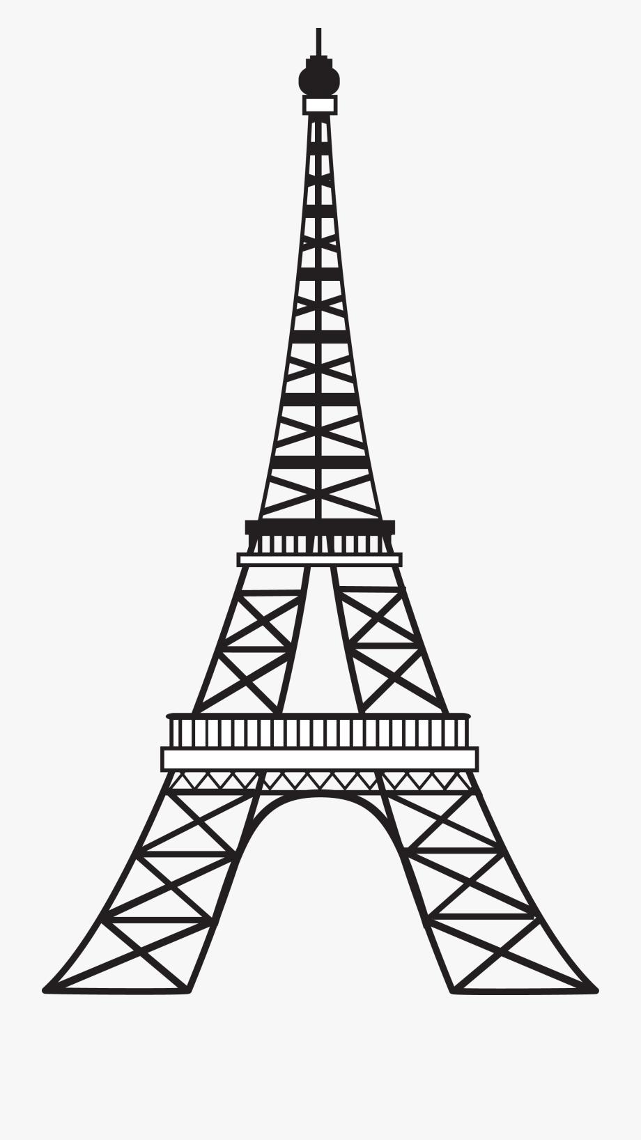 Torre paris clipart picture free Paris Svg Paris Clipart, Eiffel - Eiffel Tower Clip Art Png #292014 ... picture free