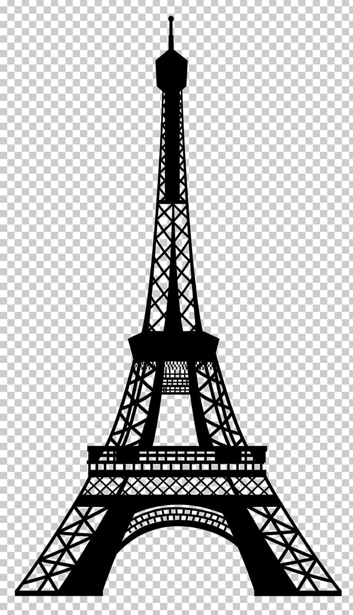 Clipart of the eiffel tower jpg royalty free Eiffel Tower PNG, Clipart, Black And White, Clip Art, Decal, Drawing ... jpg royalty free