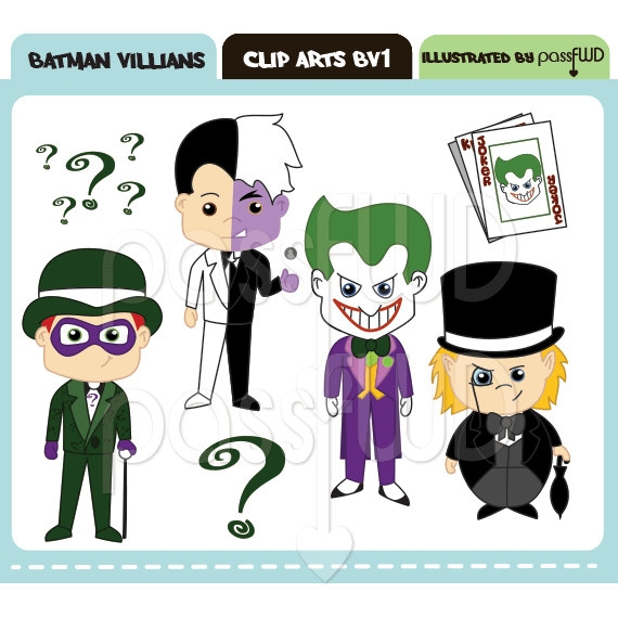 Clipart of the joker picture free download Batman And Joker Clipart - clipartsgram.com picture free download