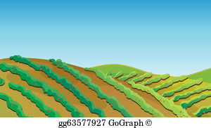 Clipart of the land in the west graphic free download Land Clip Art - Royalty Free - GoGraph graphic free download