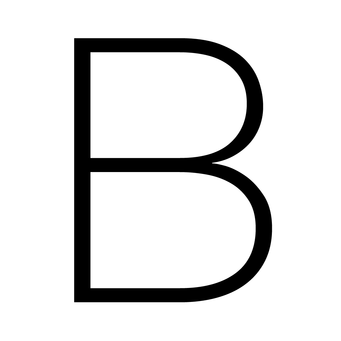Clipart of the letter b clip freeuse stock Letter B PNG images free download clip freeuse stock
