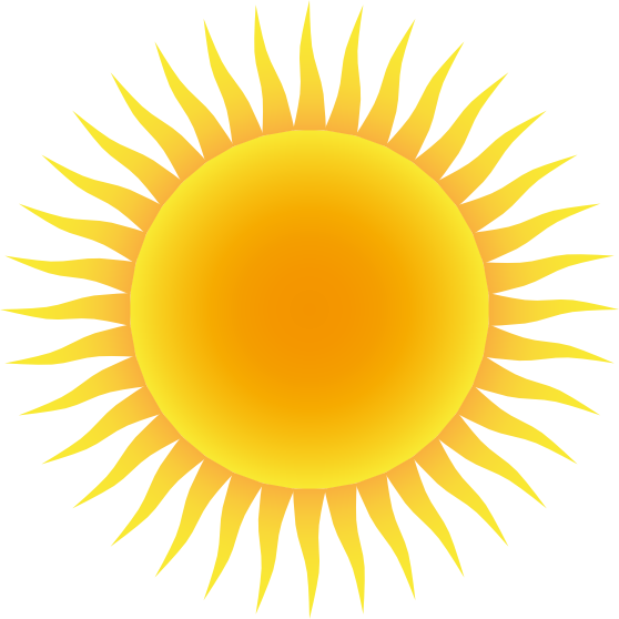 Clipart of the sun and the clouds collided and created a thuder bolt clip art stock Earth Science on emaze clip art stock
