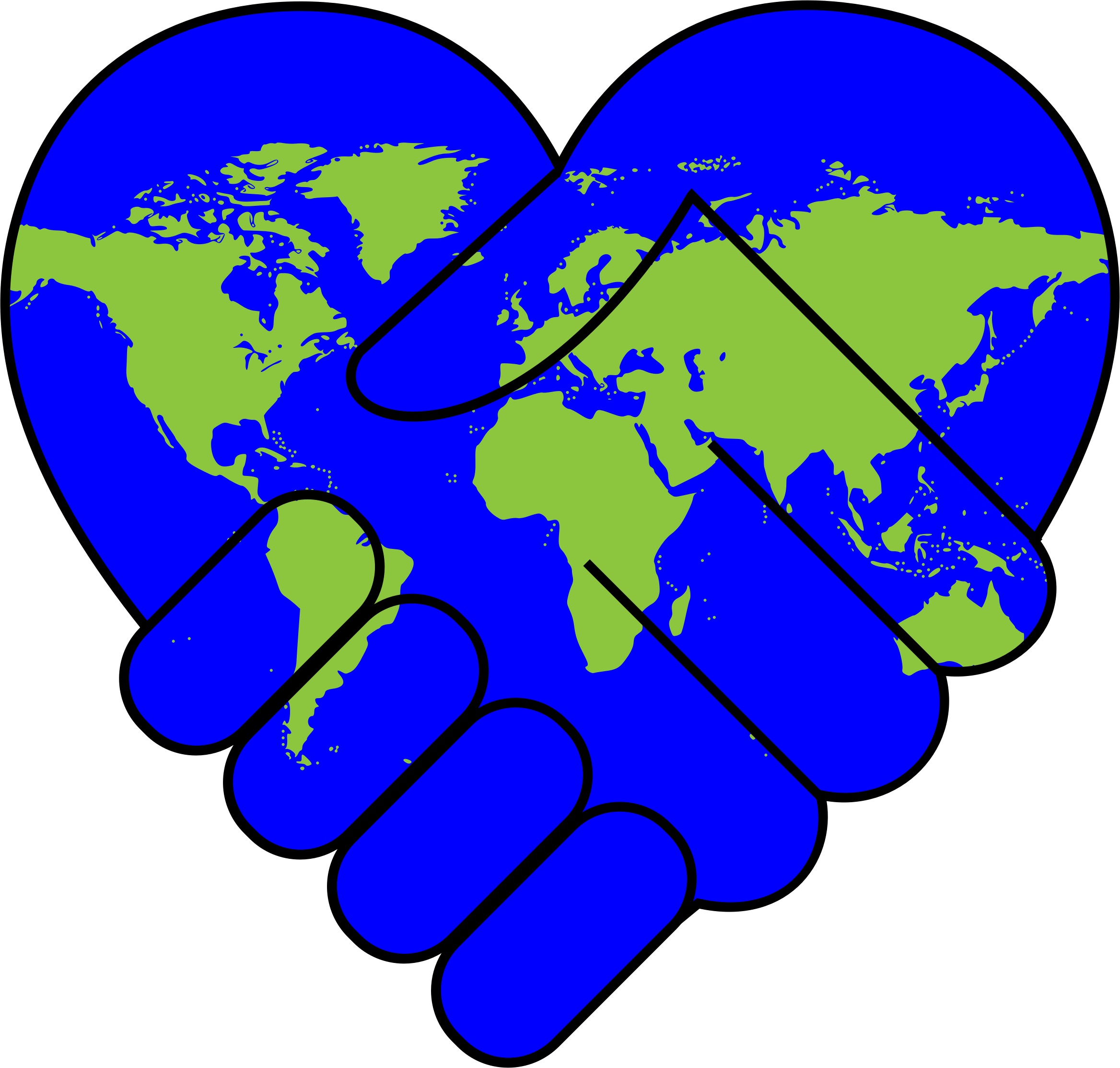 Clipart of the world love graphic transparent download Clipart world peaceful world, Clipart world peaceful world ... graphic transparent download
