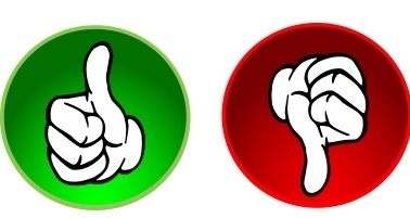 Clipart of thumbs up and thumbs down freeuse download Thumbs Up Thumbs Down Clipart - Clipart Kid freeuse download