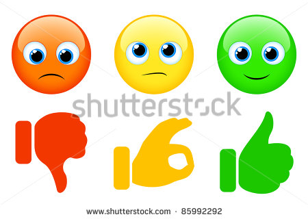 Clipart of thumbs up and thumbs down png royalty free Thumbs Down Yellow Clipart - Clipart Kid png royalty free