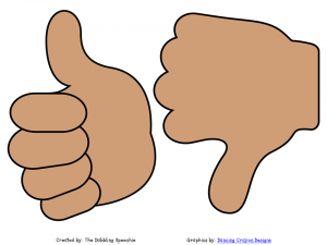 Clipart of thumbs up and thumbs down clipart library library Clipart thumbs up and down - ClipartFest clipart library library
