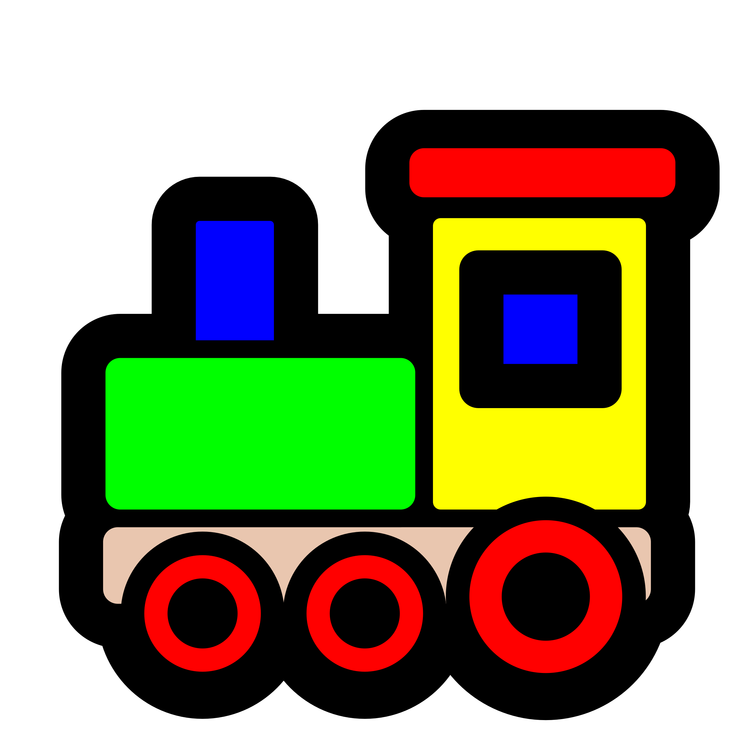 28+ Collection of Toy Train Clipart Images | High quality, free ... clip art royalty free library