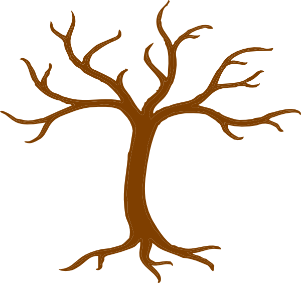 Tree with roots clipart free png Tree Clip Art at Clker.com - vector clip art online, royalty free ... png