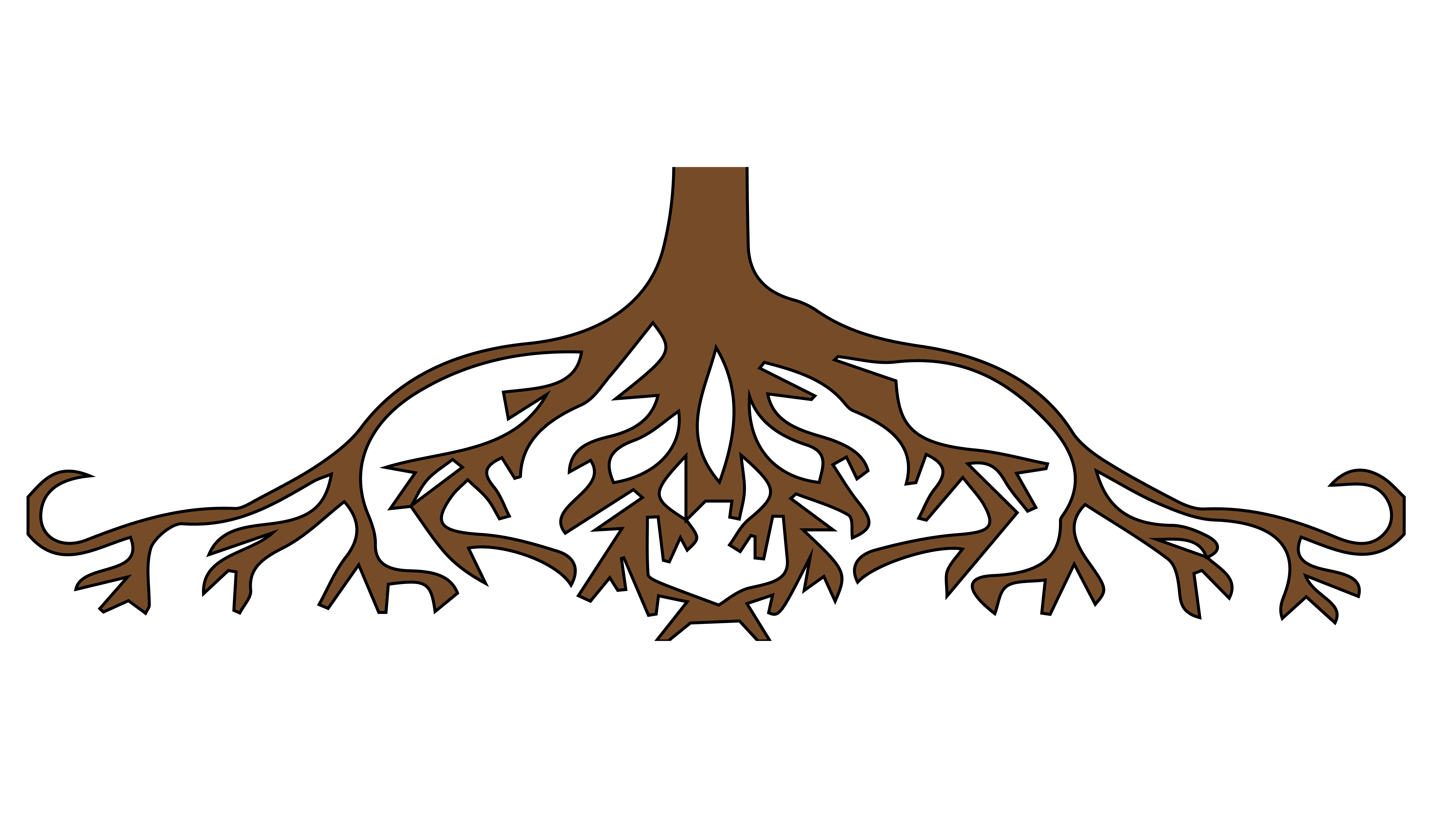 Tree roots clipart image library download Roots Clipart at GetDrawings.com | Free for personal use Roots ... image library download