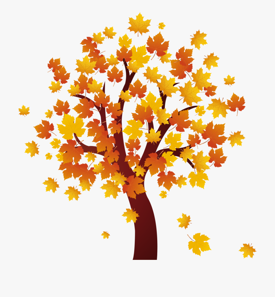 Clipart of trees in the fall graphic royalty free Autumn Clip Art - Fall Clipart , Transparent Cartoon, Free Cliparts ... graphic royalty free