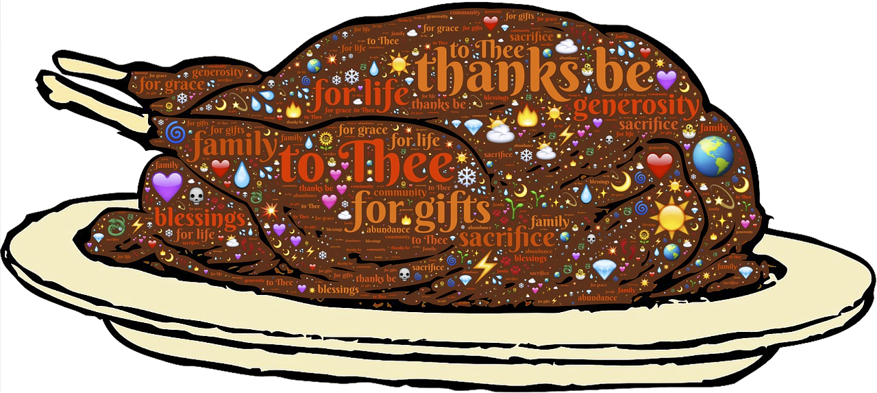 Clipart of turkey being thankful clip art freeuse download Why Be Grateful? | Psychology Today clip art freeuse download