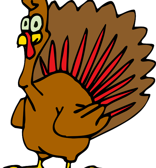 Happy thanksgiving son clipart clip art royalty free library Does Eating Turkey Make You Sleepy? (Answer: No, but tryptophan can ... clip art royalty free library
