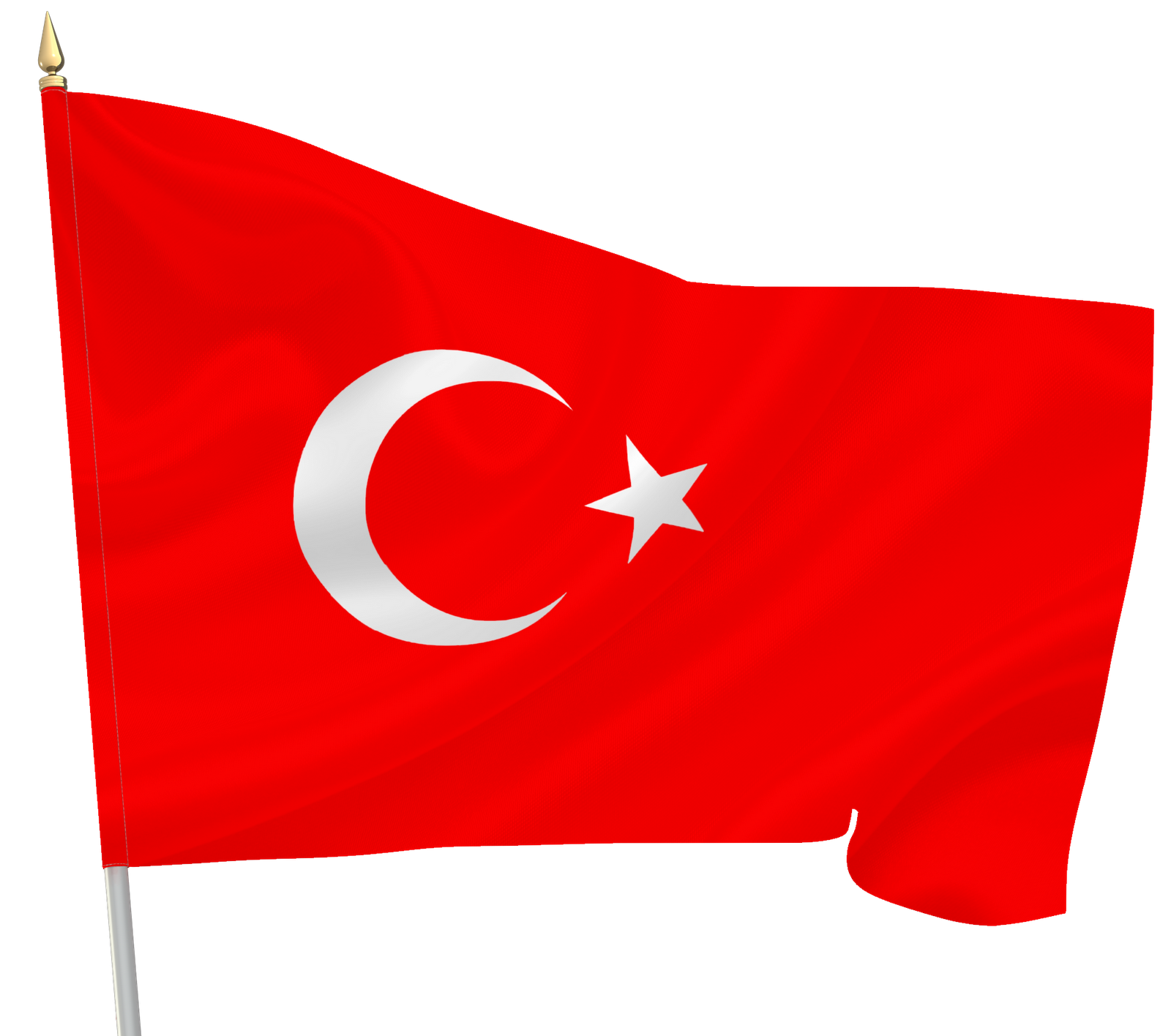 Clipart of turkey in red graphic transparent download Turkish Flag Clipart Png Collection #45675 - Free Icons and PNG ... graphic transparent download