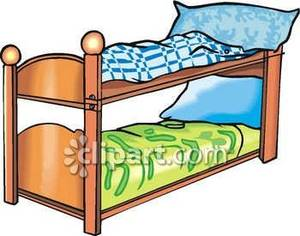 Clipart of two boys in a bunk bed png download Beds Clipart | Free download best Beds Clipart on ClipArtMag.com png download