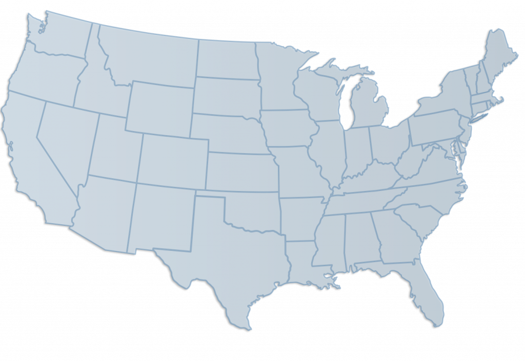 Clipart of united states map royalty free Us Political Map Grayscale United States Map Gray Map2. USGS ... royalty free