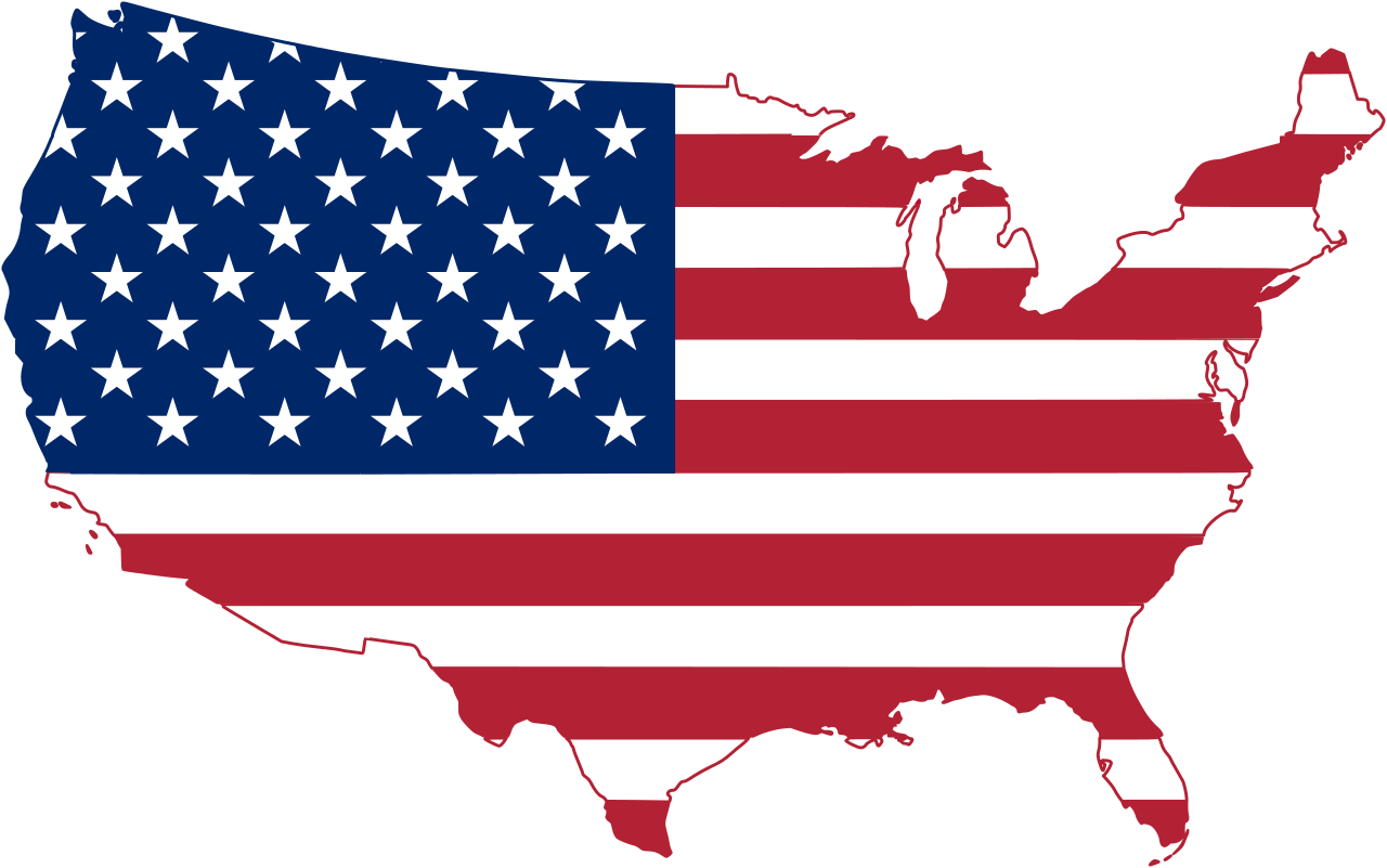 Flag of united states clipart jpg free stock Direct Usa Map Flag File Of The United States Svg Wikipedia #24768 jpg free stock