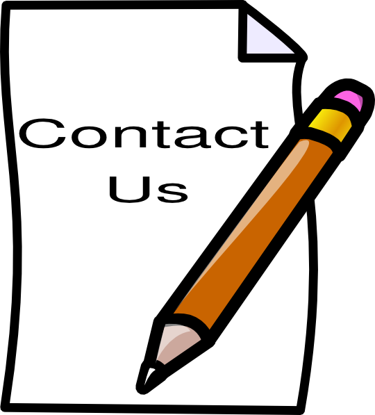 Contact clip art at. Clipart of us